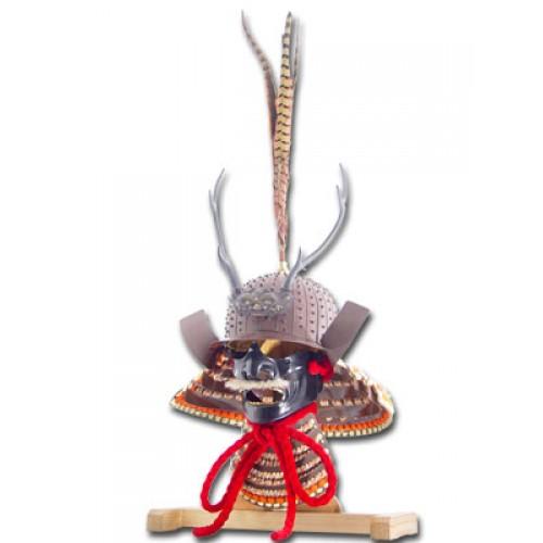 Samurai Helmet Paul Chen 2081