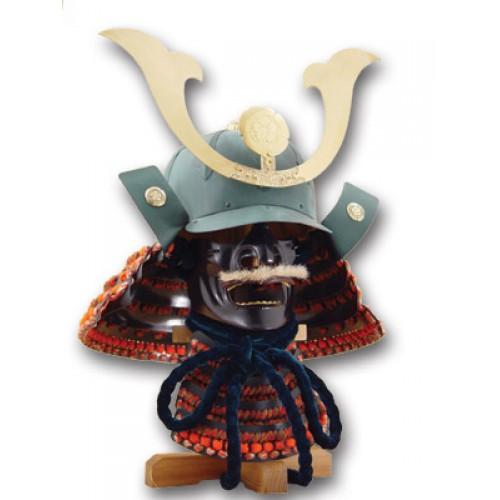 Samurai Helmet Paul Chen 2083