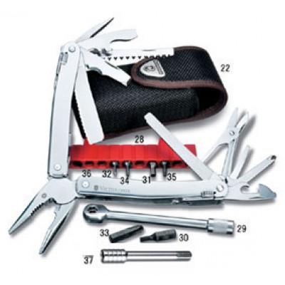 Victorinox Swiss Tool Spirit XC Plus Ratchet 3.0239.n