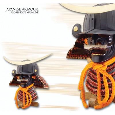 Samurai Helmet Paul Chen 2088