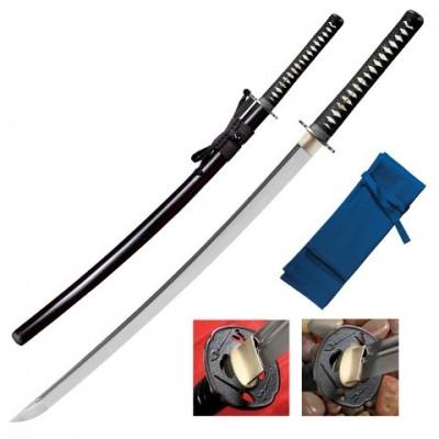 Cold Steel Warrior Katana cs88bkw
