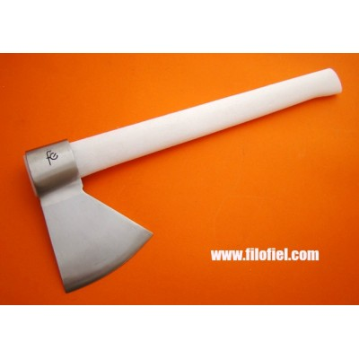 Flores Cortes Axe 750 grs. stainless 12401