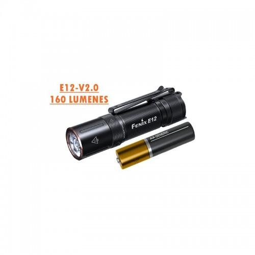 Fenix Flashlight E12 V2.0 - 160 lumens