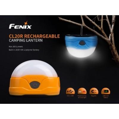 Fenix Flashlight CL20 16 white leds + 2 red led