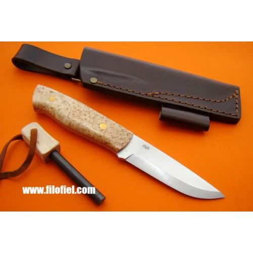 Enzo Trapper 95 O1 birch + firesteel 2055