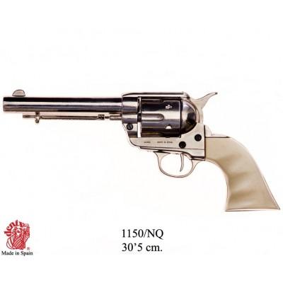 Denix 1150nq Colt 45 Revolver Peacemaker