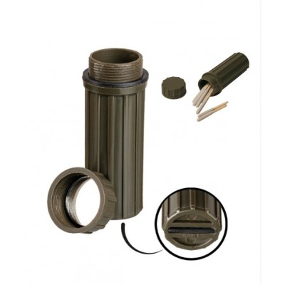 Flint Mirror Watertight Tube 15238000