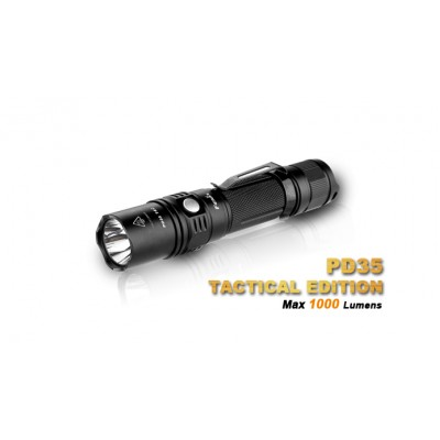 Fenix Linterna PD35 1000 lumens