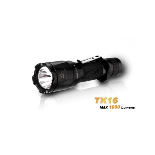 Fenix Linterna TK16 1000 lumens