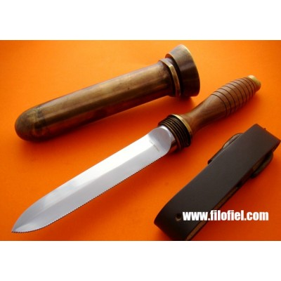 Windlass Diver Knife 420004