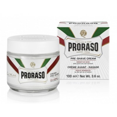 Proraso crema Pre-Afeitado Pieles Sensibles 100 ml. m00003