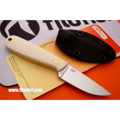 Enzo Necker 70 White micarta 9802