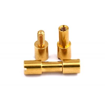 Corby Rivet Brass 1/4 3720