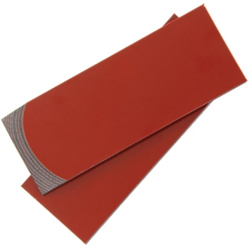 Scales G-10 red/black rr1479 2 piezes