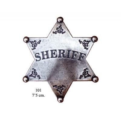 Denix 101 Placa Sheriff
