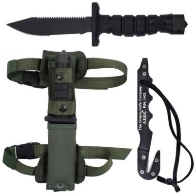 Ontario A.S.E.K. Survival Knife on1400