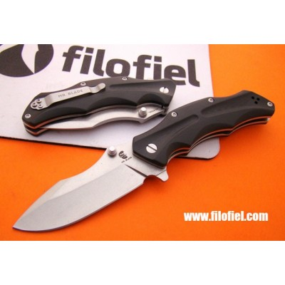 Mr. Blade HT1 steel D2