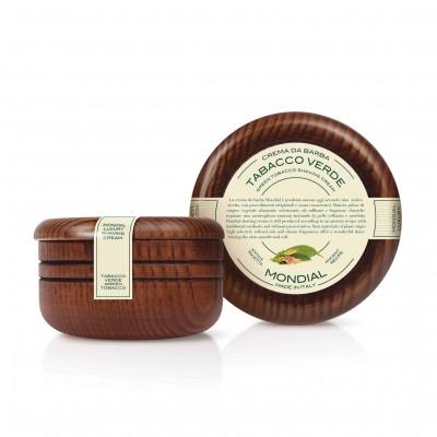 Mondial Shaving Cream Green snuff 11712