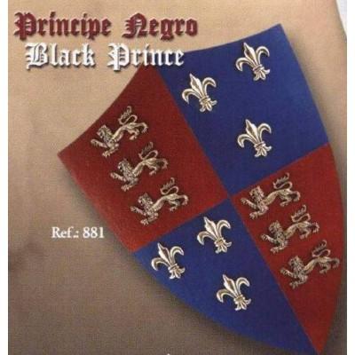 Art Gladius Sword Stand Shield 881 Black Prince