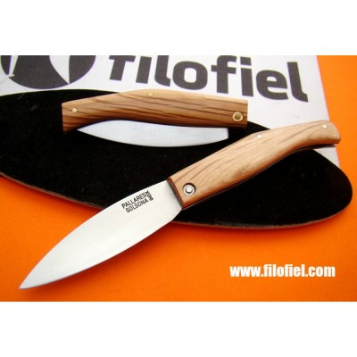 Pallares Comun Lux Oak nº 0 stainless