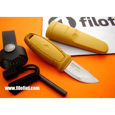 Morakniv Eldris + Kit yellow 12632