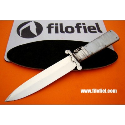 Cuchillo Plegable Albacete nacarina