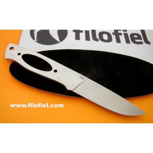 Enzo Blade Trapper 95 D2 steel 5840 plain