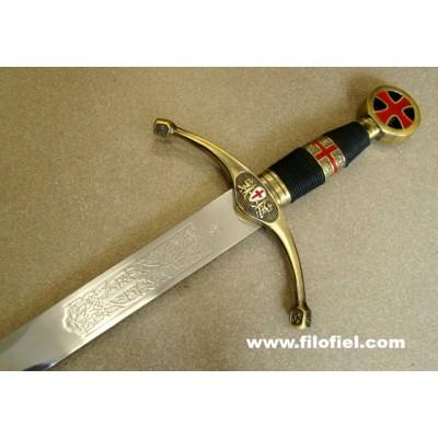 Art Gladius 3310 Sword Cruzados Cadete