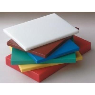 Cutting board  polyethylene 350x250x20