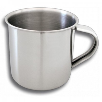 Stainless steel Cup 33246