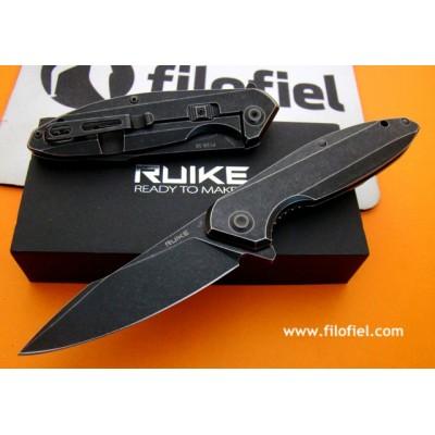 Ruike p128sb Black Stonewash