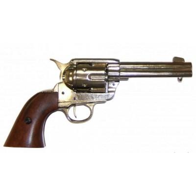 Denix 1186nq Colt 45 Revolver Peacemaker