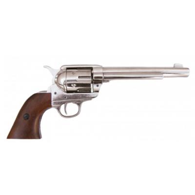 Denix 1191nq Colt45 Revolver Peacemaker