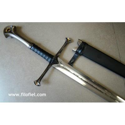 El Señor de los Anillos Espada Anduril + vaina