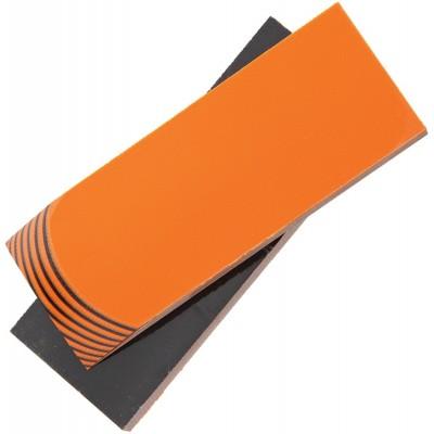 Scales G-10 Orange/Black  rr1879 2 unidades