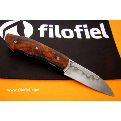 Gregory Picard Liner Lock Ironwood