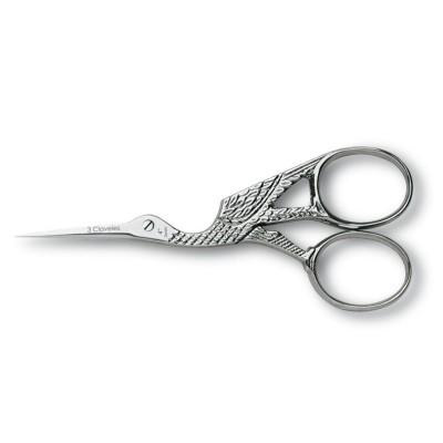 3 Claveles Scissors Embroider Stork 00061