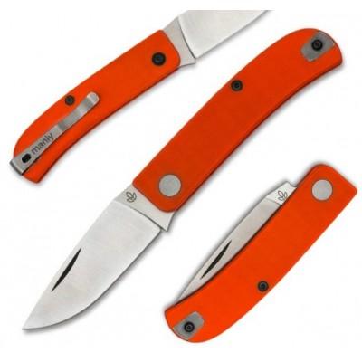 Manly Wasp 14c28n Orange 01ml043