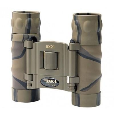 Gamo Binoculars 8x21 BSA