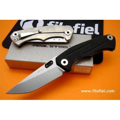 Real Steel Crusader Black rs7441