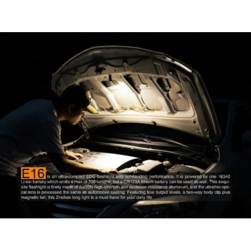 Fenix Lantern E16 700 lumens