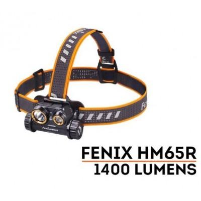Fenix HM65R 1400 lumens
