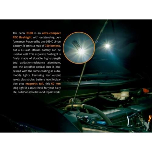 Fenix Lantern E18R 750 lumens