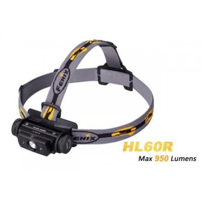 Fenix Front Lantern HL60R - 950 lumens