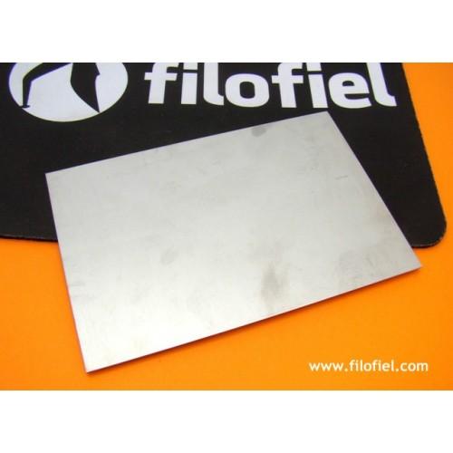 Titanium 150x100x1 mm. 4413