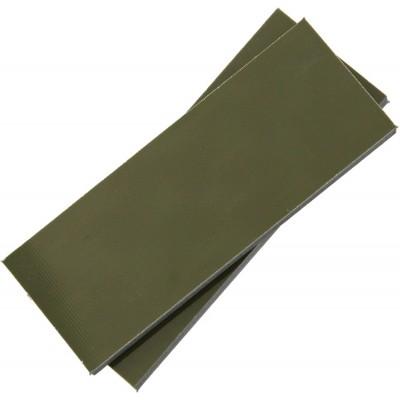 Placas G-10 Olive rr1645 2 Units