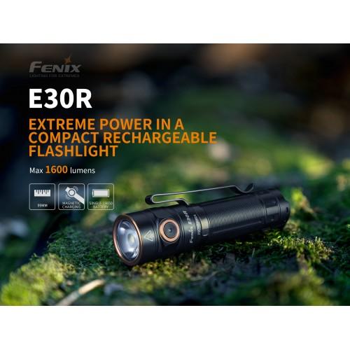 Fenix E30R - 1600 Lumens