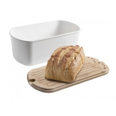 Ibili Breadbasket with cutting table 754410