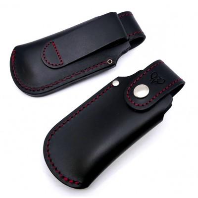 Cudeman 601n Leather Sheath Black
