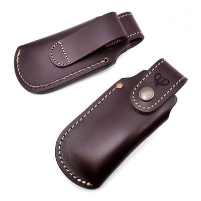 Cudeman 601c Leather Sheath Brown